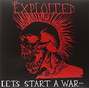 Lets Start a War [VINYL]