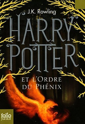 Harry Potter Et L'ordre Du Phenix/Harry Potter and the Order of the Phoenix