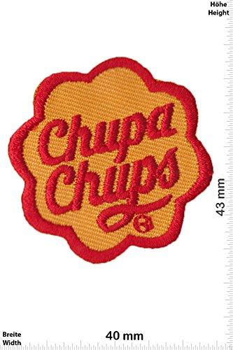 Chups–Cool Brands–Iron Man Patch–Wandleuchte Embroidery Wappen bestickt kostüm cadeau- Give Away
