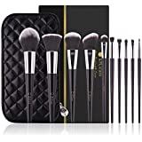 Ducare Professional Makeup Brushes Set With Bag, PACk Of 11