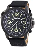 Timberland Herren-Armbanduhr XL Analog Quarz Leder TBL.13910JSB/02