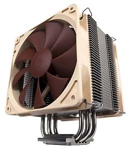 NOCTUA CPU-Kuehler NH-U12P SE2 universell f LGA1366 1156 775 AM2 AM2+ AM3 mit 12mm Luefter Heatpipes max. 19.8dBA