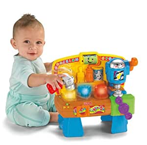 Fisher-Price Laugh and Learn Learning Workbench