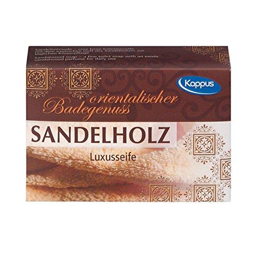 Kappus Sandelholz Luxusse 100 g -