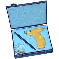 Anself Kit de Pistola Perforadora Acero Inoxidable/Kit de Pistola de Perforación Corporal