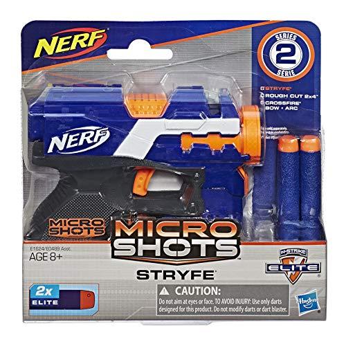 MicroShots Stryfe Produktverpackung