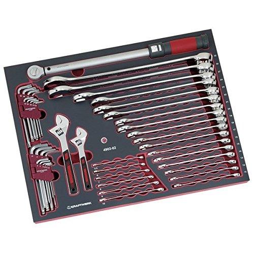 Kraftwerk 4902-02 Plateau clés comb m EVA-Crochets 45.