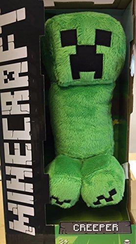 Peluche Minecraft CREEPER Cactus 37cm