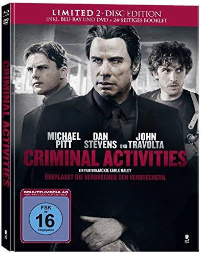 Criminal Activities [Limited 2-Disc Mediabook inkl. Blu-ray und DVD]
