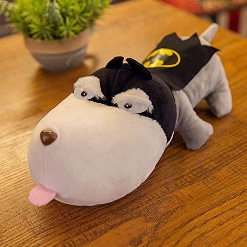 Batman Hyena Peluche Big Dog Doll Decorazione Auto Deodorante Carbone Di Bambù 30Cm