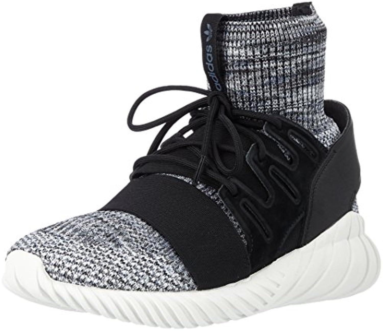 Adidas - Tubular Doom Primeknit, Pantofole a Stivaletto Uomo | Prima qualità  | Uomini/Donne Scarpa