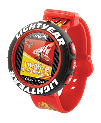 VTech 507203 Lightning Mcqueen Camera Watch