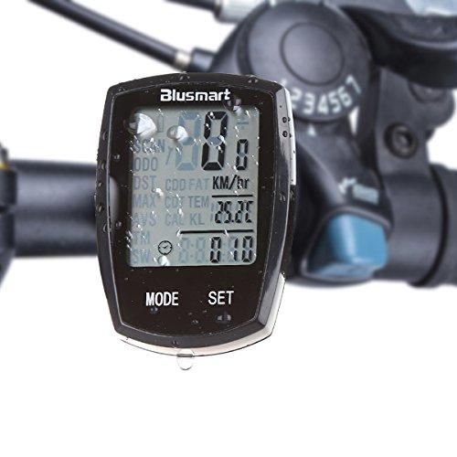 bike-computer-blusmart-wireless-cycle-computer-waterproof-automatic-wake-up-large-lcd-backlight-moti