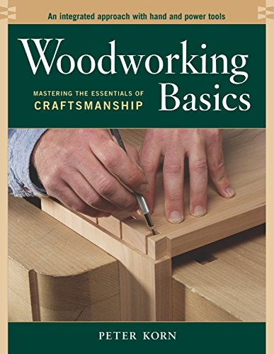 Woodworking Basics: Mastering the Essentials of Craftsmanship (English Edition)