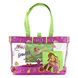Winx Club Sac de Plage, Rose Bonbon (Multicolore) - 62473