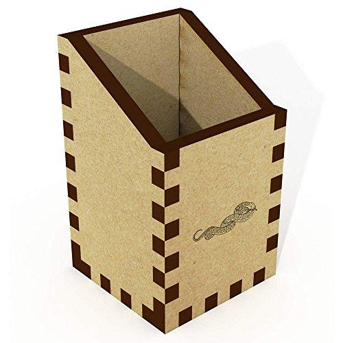 Azeeda Mini 'Python' Schreibtisch Aufgeräumt / Stiftehalter (DT00046898) Python Mini