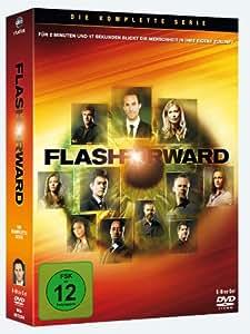 FlashForward - Die komplette Serie [6 DVDs]: Amazon.de