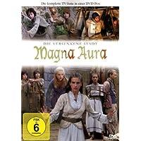 Magna Aura - Die veschwundene Stadt [2 DVDs]