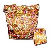 PIP 8715944077774 Tasche Shopper Folding Bag 32,5 x 5 x 33 cm braun