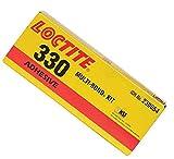 Henkel Loctite Multibond 330/40-Kit adesivo strutturale, 50 mL, 40 mL