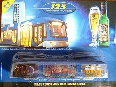 Straßenbahn-Modell - Einsiedler Brauerei Nr. 7 - Variobahn 6 NGT-LDE von Unbekannt