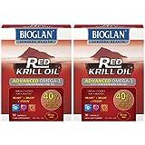 Bioglan Red Krill Oil, 2 x 30 capsules (1 Month Supply)