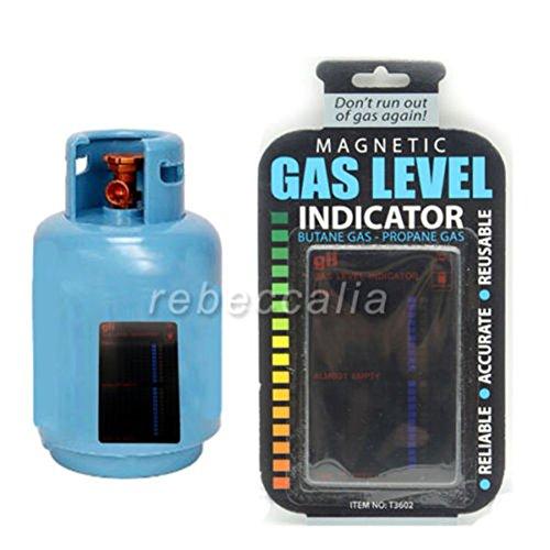 Preisvergleich Produktbild EMOTREE 1x Gas Gasstand Anzeiger Gasflaschen Gas Füllstand Level Indicator Gasflaschen