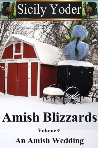 Amish Blizzards Volume Nine An Amish Wedding