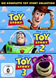 Toy Story / Toy Story 2 / Toy Story 3 [3 DVDs]