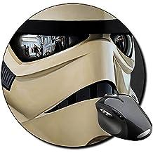La Guerra De Las Galaxias Star Wars Stormtrooper B Alfombrilla Redonda Round Mousepad PC