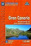 Hikeline Wanderführer Gran Canaria. Wandervielfalt wie auf einem eigenen Kontinent. 1 : 35 000, 456 km, wasserfest, GPS Track zum Download - Esterbauer