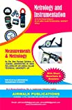 Metrology And Instrumentation - Kl (Metrology And Measurement - Up)