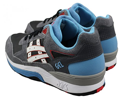 ASICS Gt-Quick, Baskets Basses Adulte Mixte Gris - Gris