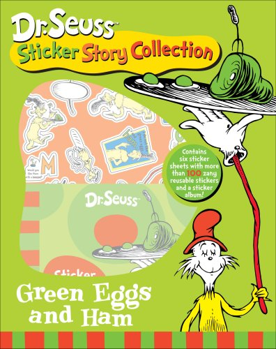 Dr Seuss Sticker Story Collection: Green Eggs and Ham