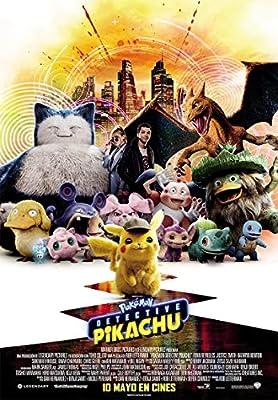 Pokémon: Detective Pikachu Blu-Ray 3d + 2d Steelbook [Blu-ray] por Warner Bros. Entertainment