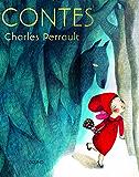Contes (10 Contes de Perrault - Version Entièrement Illustrée)