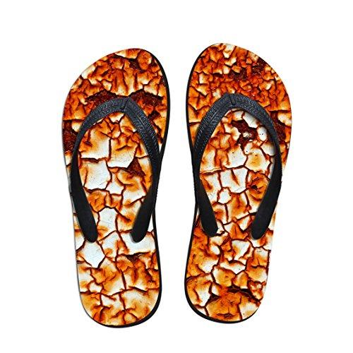 Thikin da uomo/donna/ragazza/ragazzo Walt stampa unico Summer Hot toe post infradito sandali da spiaggia piscina vari stili e colori walt4