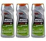 Right Guard Total Defense 5-in-1 Deodorizing Body Wash Refreshing With Electrolytes 2 Oz Travel Size