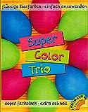Ostereier Farben Super Color Trio - Super Farbstark
