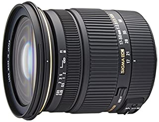 Sigma 17-50 mm F2,8 EX DC OS HSM-Objektiv (77 mm Filtergewinde, für Canon Objektivbajonett) (B003A6H27K) | Amazon price tracker / tracking, Amazon price history charts, Amazon price watches, Amazon price drop alerts