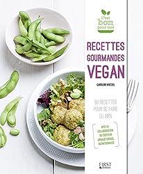 Recettes gourmandes vegan