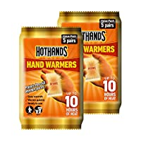 Hot Hands Hand Warmer Value Pack, Pack of 2(5 pairs each) 7