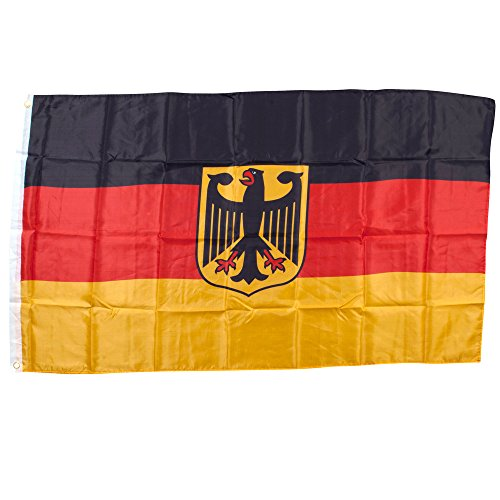 Flagge Fahne Deutschland -26700-