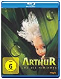 DVD Cover 'Arthur und die Minimoys [Blu-ray]