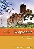 Seydlitz / Diercke Geographie - Ausgabe 2012 für die Sekundarstufe I in Thüringen: Arbeitsheft 5 / 6 (Diercke / Seydlitz Geographie, Band 2)