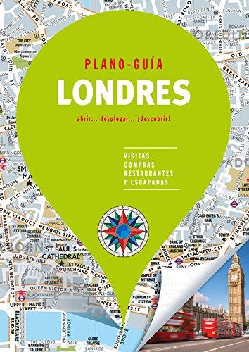 Londres (Plano - Guía): Visitas, compras, restaurantes y escapadas (Plano - Guías) por Autores Gallimard Autores Gallimard