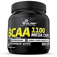 Preisvergleich für Olimp BCAA Mega Caps 1100, 300 Kapseln, 1er Pack (1 x 384 g)