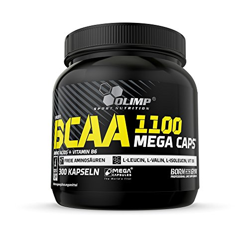 Olimp BCAA 1100 Mega Caps | 300 Kapseln preisvergleich