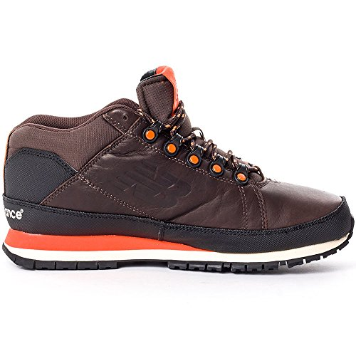 New Balance HL754BO Hommes Trainers Dark Brown