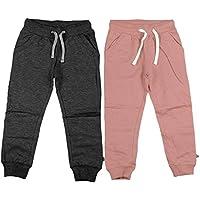 Minymo Basic 37 -Sweat Pant (2-Pack) - Pantalones Niñas